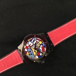 Hublot Classic Fusion Only Watch Britto © WorldTempus