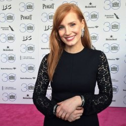 Jessica Chastain © Stefanie Keenan/Getty Images for Piaget