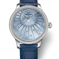 Petite Heure Minute 35mm Mother-of-Pearl, réf. j005000270  © Jaquet Droz