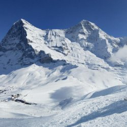 A weekend for two in the Jungfrau region.