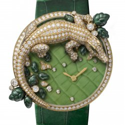 Les Indomptables, Crocodile © Cartier