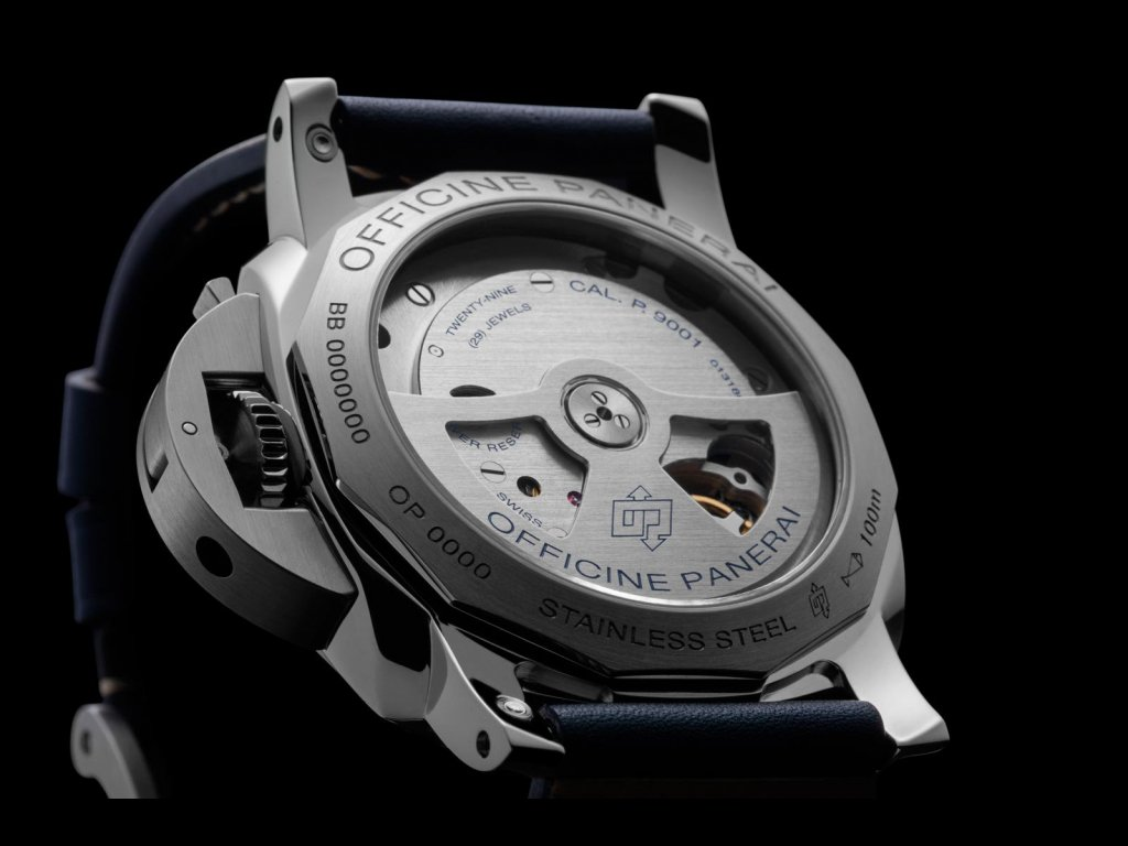 Panerai - Blue dials - Trends and style