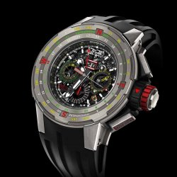 RM 60-01 Regatta Flyback Chronograph - Richard Mille