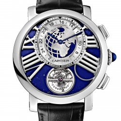 Rotonde Earth&Moon © Cartier