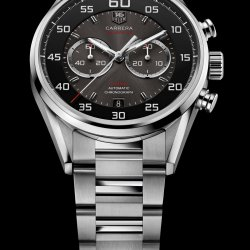 TAG Heuer, Carrera Calibre 36 Flyback Automatic Chronograph