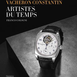 "Franco Cologni's book ""Artists of Time"" © Vacheron Constantin"