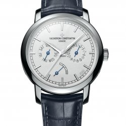 Traditionnelle Day-Date and Power Reserve Collection Excellence Platine - Ref. 85290/000P-9947