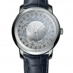 Traditionnelle World Time Collection Excellence Platine - Ref. 86060/000P-9979