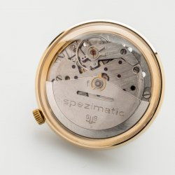 Watch movement Spezimatic © Glashütte Original