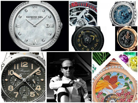 Newsletter - Fine watchmaking ringfenced