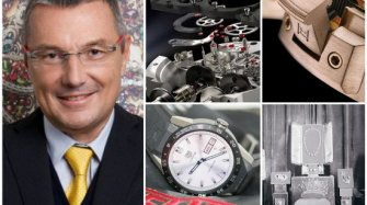 High-octane watch and car news Exhibitions