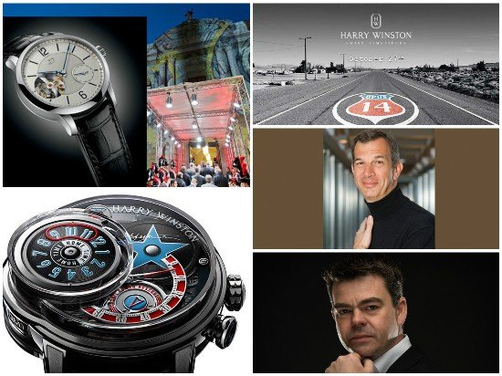 Newsletter - Watch brands and collectors join forces in aid of a good cause