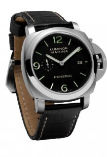 PAM00312 - Luminor 1950 Marina 3 Days Automatic 44mm Steel