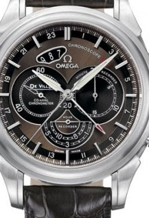 Co−Axial Chronoscope GMT