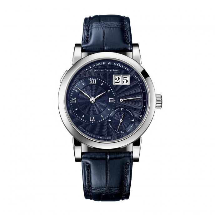 A. Lange & Söhne Lange 1 20th Anniversary 101063 watch-face-view