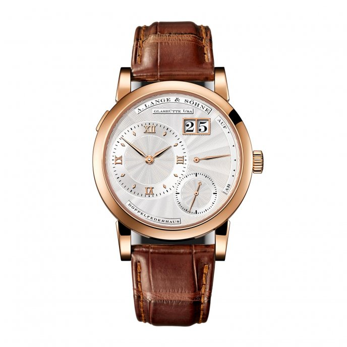 A. Lange & Söhne Lange 1 20th Anniversary 101064 watch-face-view