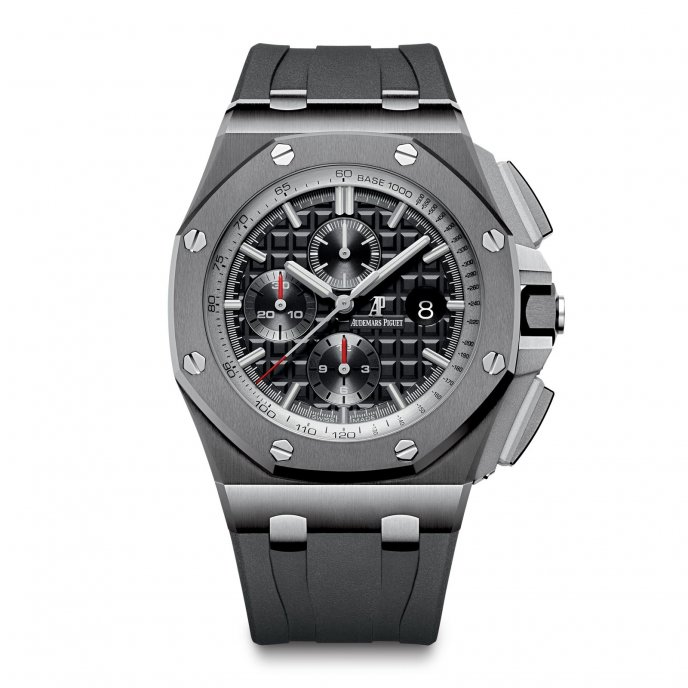 Audemars Piguet Royal Oak Offshore Chronograph 26402CE.OO.A002CA.02 - watch face view