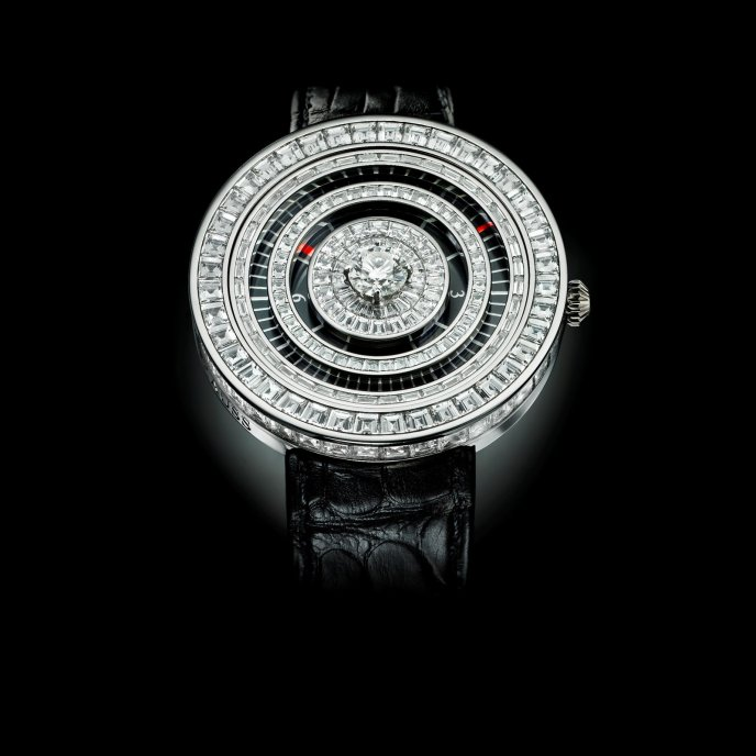 Backes & Strauss Royal Jester 40mm Watch Face View