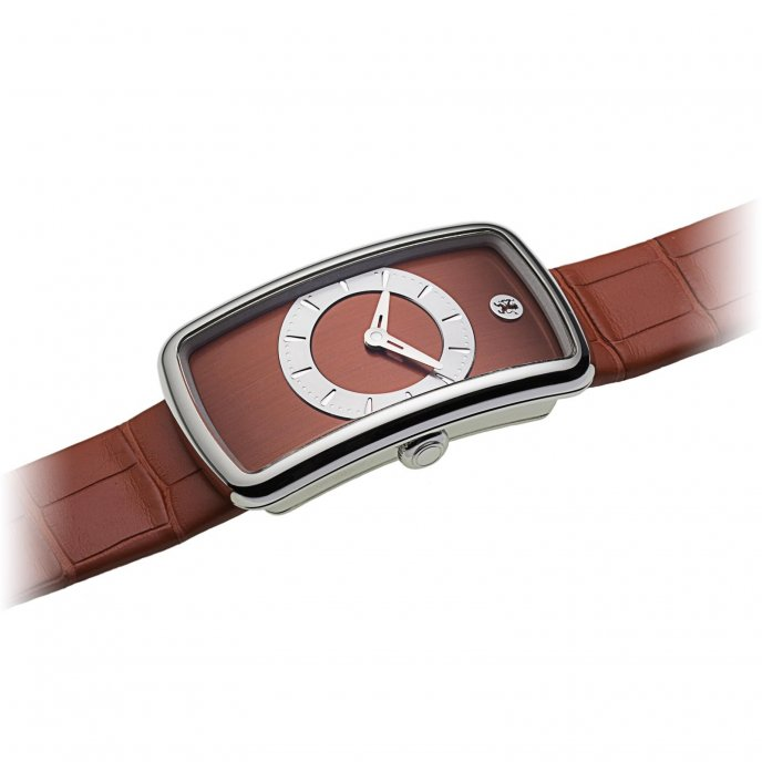 Badollet Ivresse Rouge - watch face view