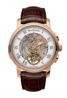 Carrousel Minute Repeater Flyback Chronograph