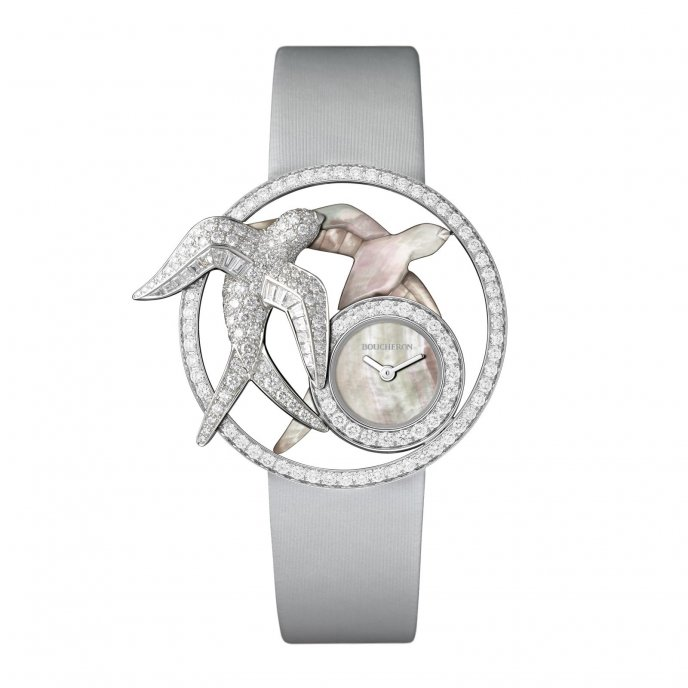 Boucheron Ajouree Aronda Watch-face-view