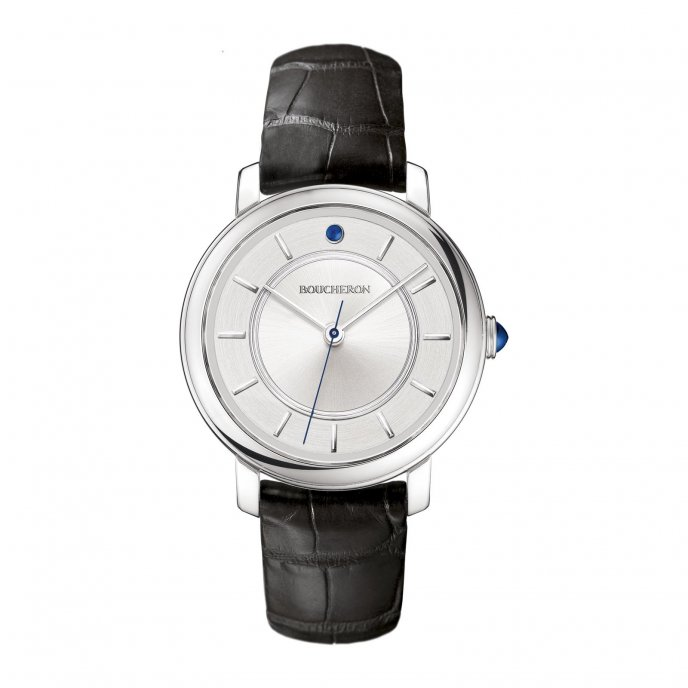 Boucheron Epure WA021101 - watch face view