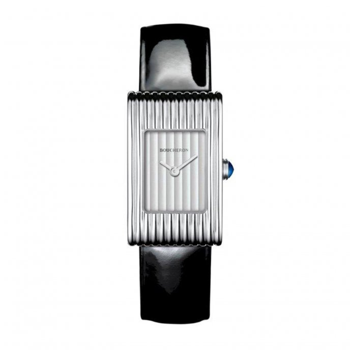 Boucheron Reflet Small Quartz Acier wa030503 Watch-face-view