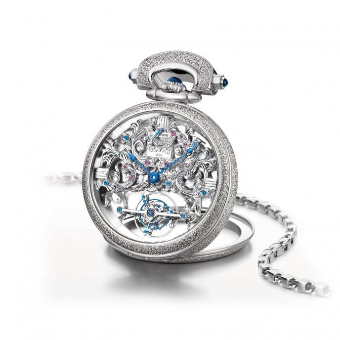 Bovet  Amadéo Fleurier Grandes Complications Tourbillon Amadéo - pocket view