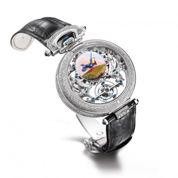 Bovet  Amadéo Fleurier Grandes Complications Tourbillon Amadéo - wristwatch view