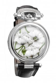 "Amadeo® Fleurier 39 ""Poppies"""