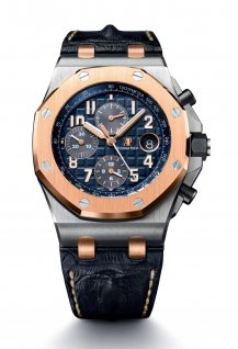 Royal Oak Offshore Chronograph - Blue Edition
