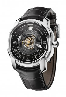 Bulgari Papillon Central Tourbillon