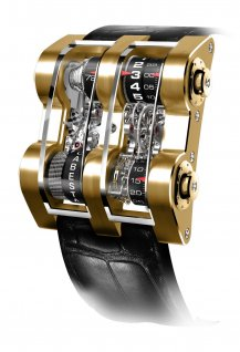Winch Tourbillon Vertical