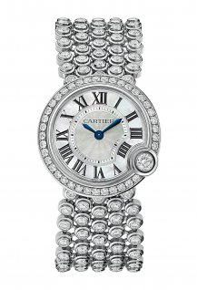 Ballon Blanc de Cartier watch