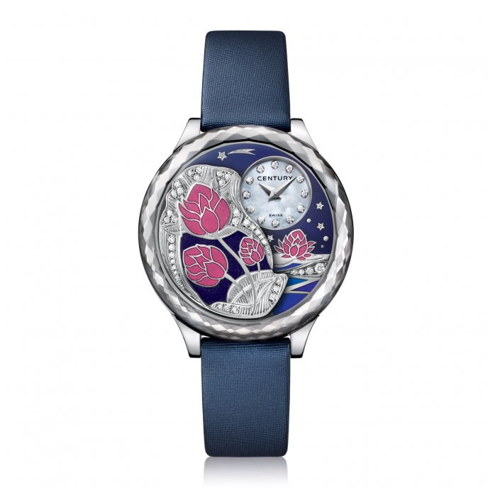 Century Temptation Allegory 696.7.X.E1.50.RB2 - watch face view