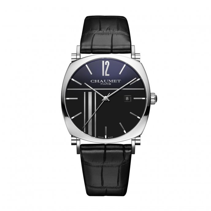 Chaumet Dandy W11296-26L watch face view