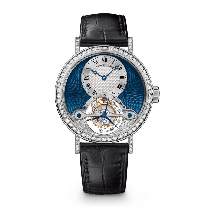 Breguet - classique grandes complications Tourbillon 3358bb 2y 986 dd0d - watch face view
