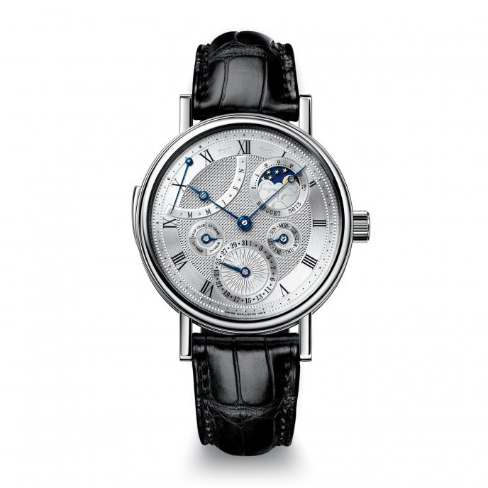 Breguet - Répétition Minutes - 5447BB/1E/9V6 - watch face view
