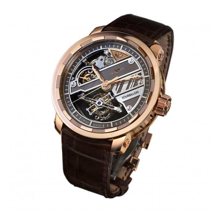 DeWitt Twenty-8-Eight Tourbillon Prestige T8.TP.001 - watch face view