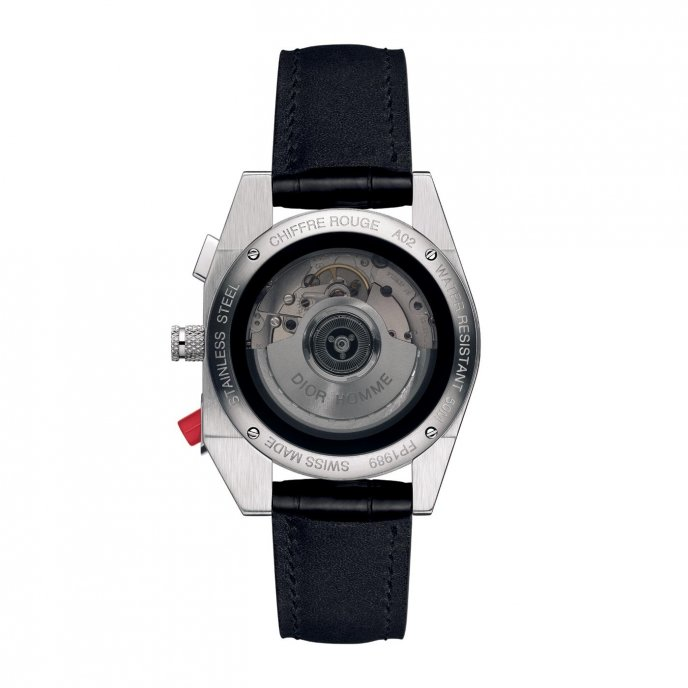 Dior Chiffre Rouge A02 CD084610A004 - watch back view