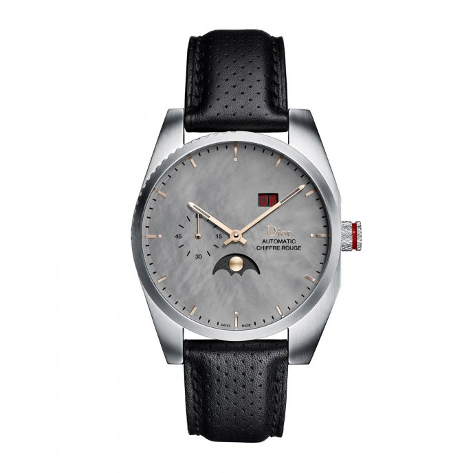 Dior Chiffre Rouge C03 CD084C11A003 - watch face view