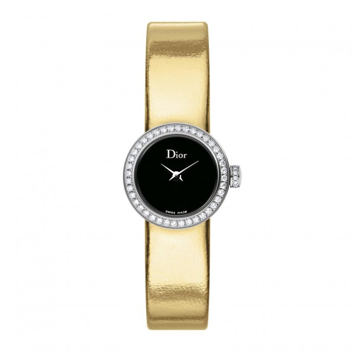 Dior La Mini D de Dior CD040110A013 - watch face view