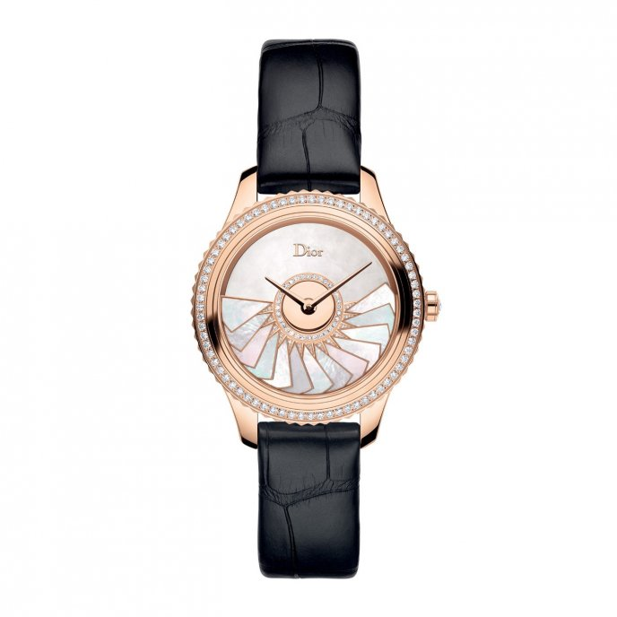 Dior VIII Grand Bal CD153B70A001 - watch face view