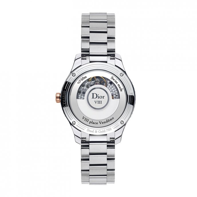 Dior VIII Montaigne CD1535I0M001 - watch back view