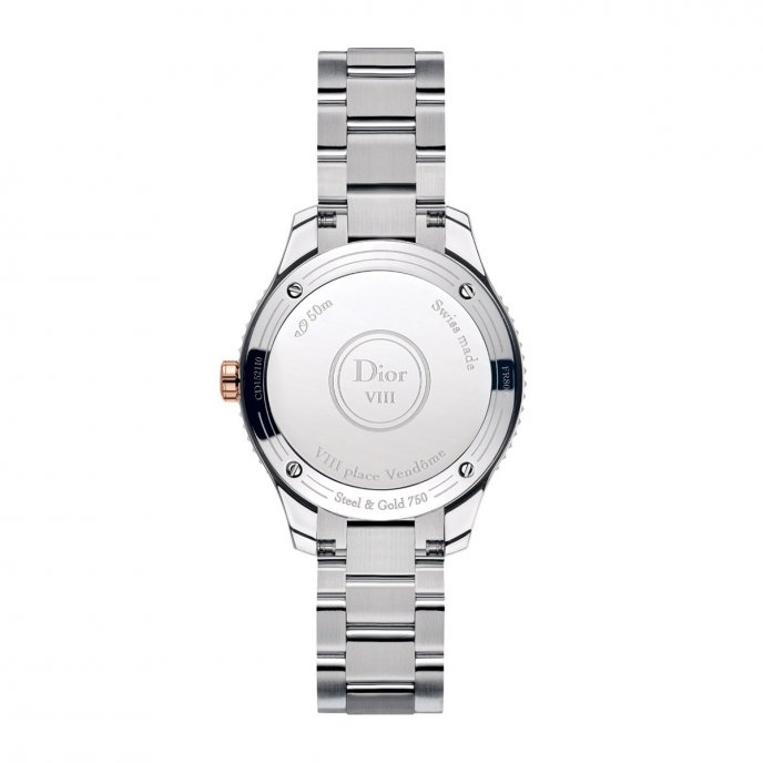Dior VIII Montaigne CD1521I0M001 - watch back view