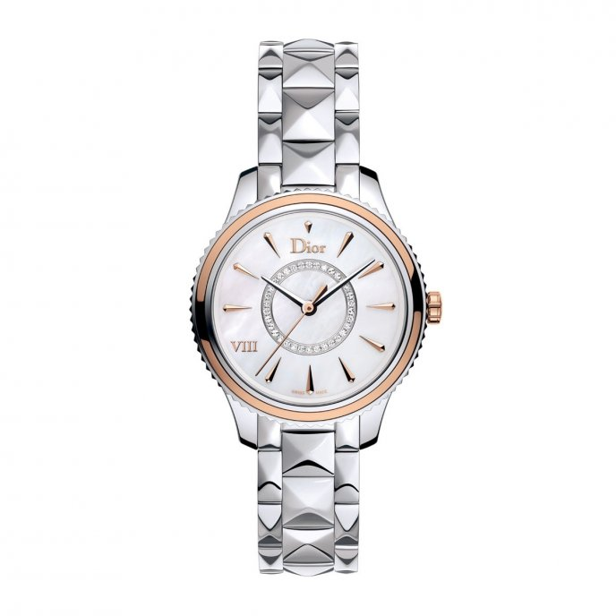 Dior VIII Montaigne CD1521I0M001 - watch face view