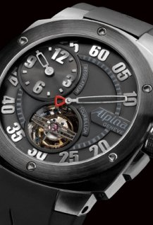 Extreme  Tourbillon  Regulateur  Manufacture