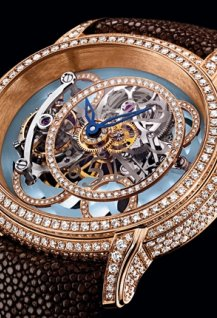 Tourbillon  Millenary Calcédoine