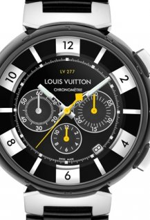 Tambour In Black LV277