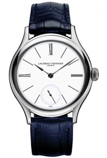 Limited Edition in Platinum with Enamel Grand Feu Dial